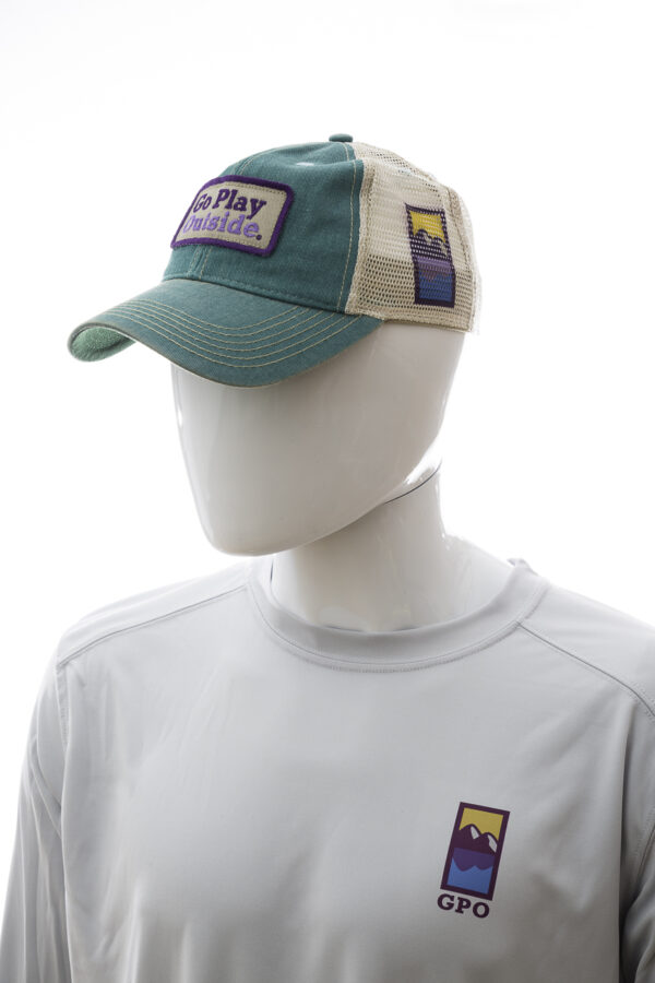 GPO Old Favorite Trucker Youth Hat