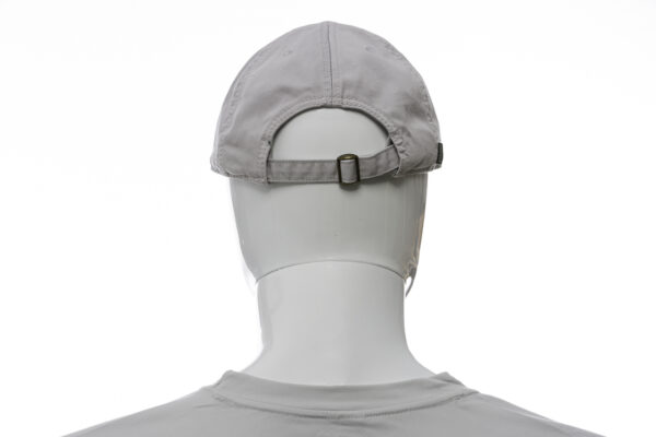 GPO Relaxed Twill Hat Silver