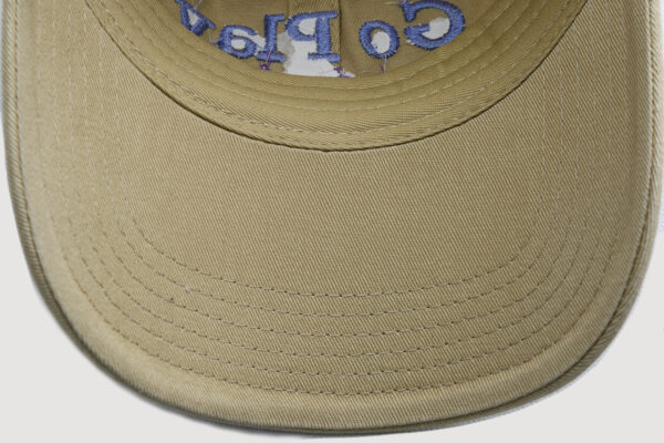 GPO Relaxed Twill Hat Straw