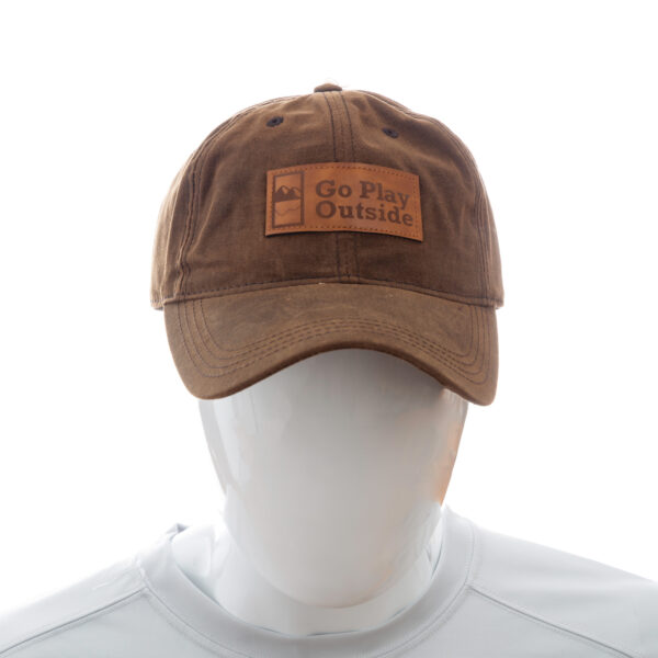 Cotton Brown GPO Hat